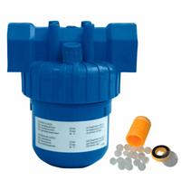 135 Filtre Kabı 072 Y 100 Micron Siliphos Renkli Kovan Su Filtresi
