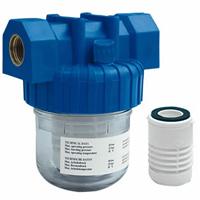 """(3/4"""") 135 Filtre Kabı 072 Y 50 Micron Su Filtresi"""